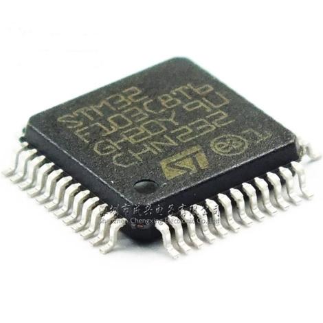 Микроконтроллер stm32f103с8t6