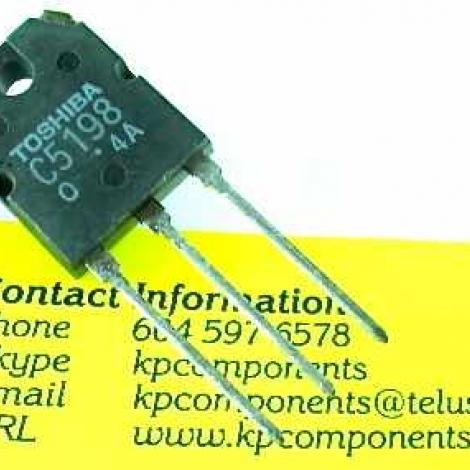Транзистор Toshiba C5198