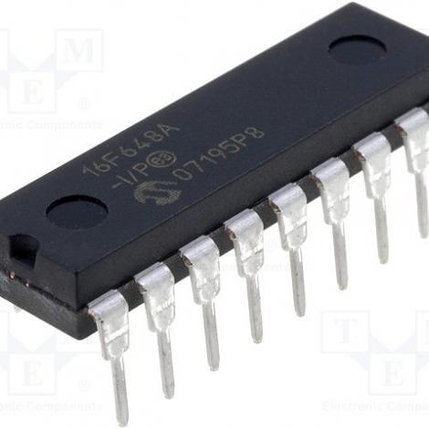 Микроконтроллер PIC16F648A
