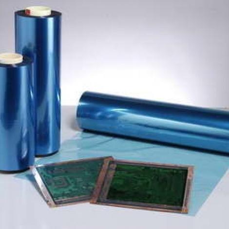 Dry film photocensive