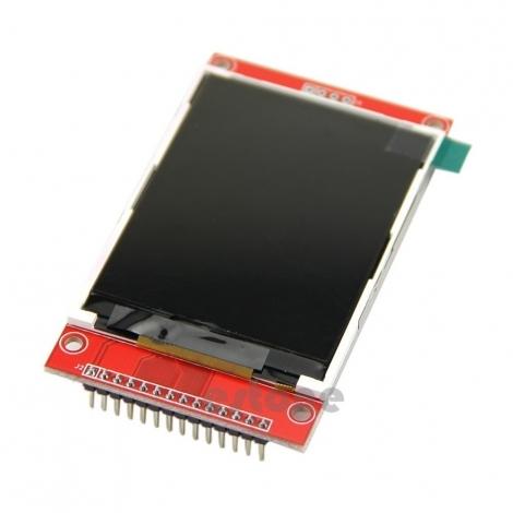 LCD цветной 2,2 tft 240-320