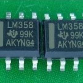 Операционный усилитель LM358