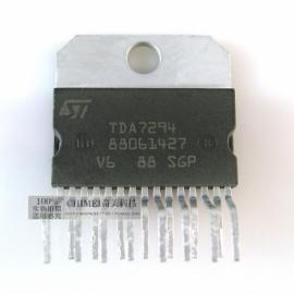 Низкочастотный усилитель tda7294