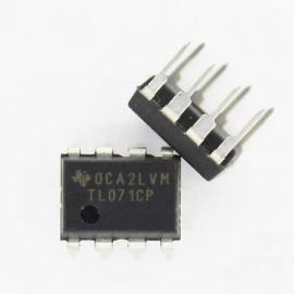ОС усилитель DIP TL071CP